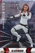 Hot Toys MMS601 Black Widow (Snow Suit) 1/6th Scale Collectable Figure